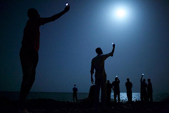 Лучшие фото престижного фотоконкурса World Press Photo 2014