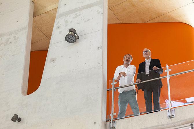 Школа архитектуры при Университете Бонд в Австралии