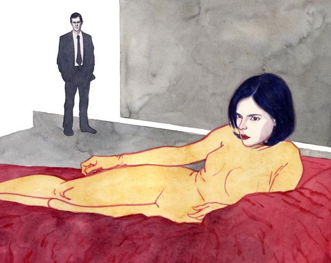 Иллюстратор Kurt McRobert