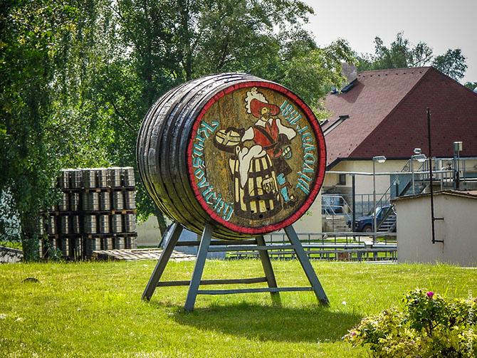 Как делают чешское пиво