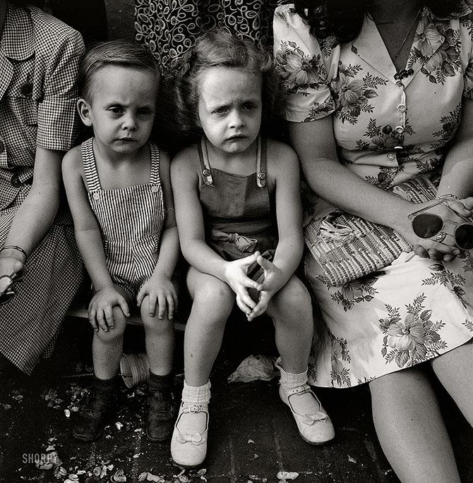 Самые выразительные детские фотографии Эстер Бабли