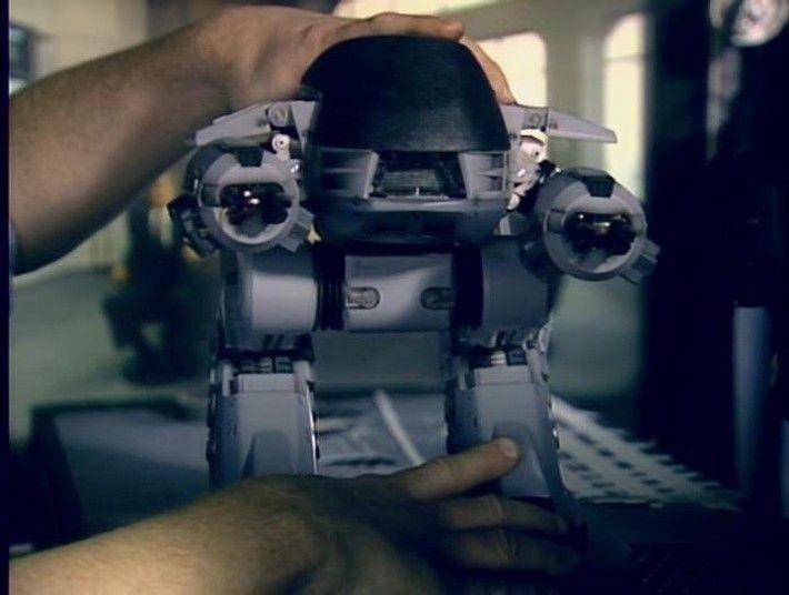 Как создавался «Робокоп» (28 фото)