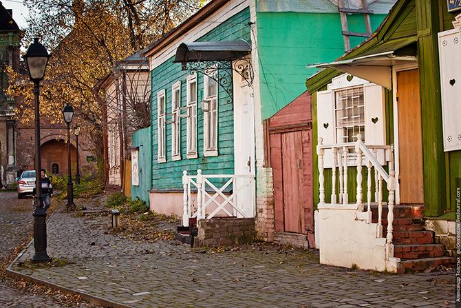 Прогулка по Крутицкому подворью в Москве