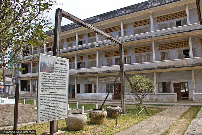 Экскурсия в бывшую тюрьму для врагов коммунизма