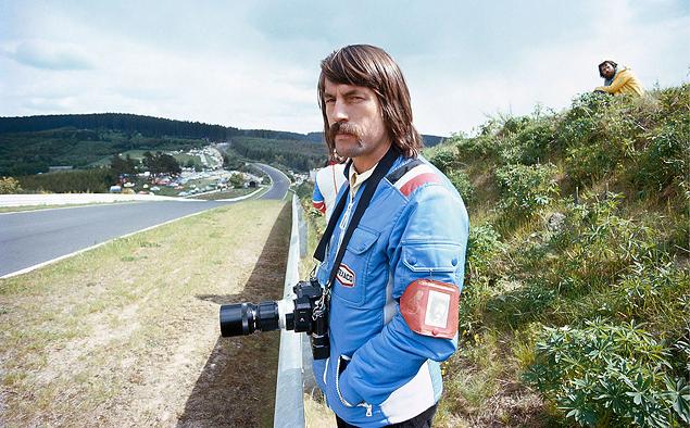 История главного фотографа Формулы-1