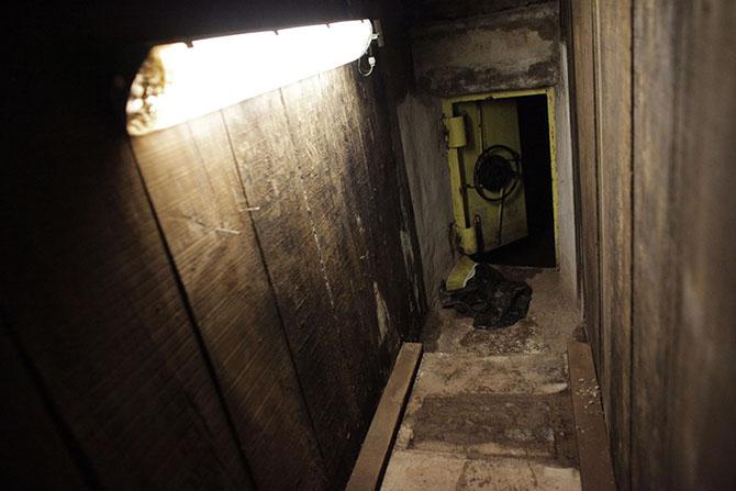 Секретные тоннели скандального мексиканского наркобарона