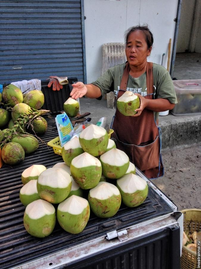 Блюда, которые надо попробовать в Тайланде (16 фото)