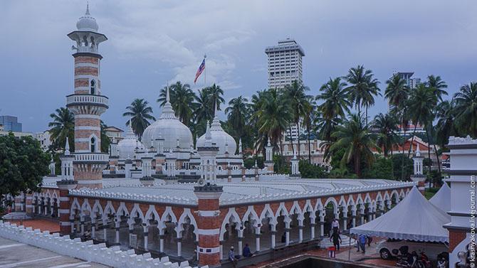 Прогулка по столице Малайзии