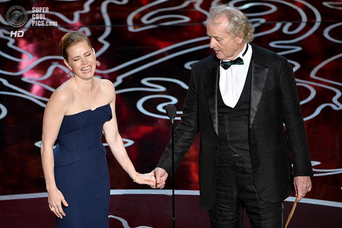 Как проходила церемония вручения премии «Оскар-2014»