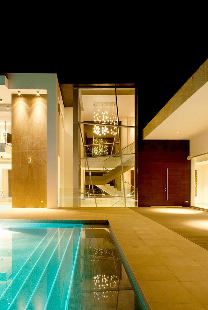 Красочная вилла Quinta в Португалии