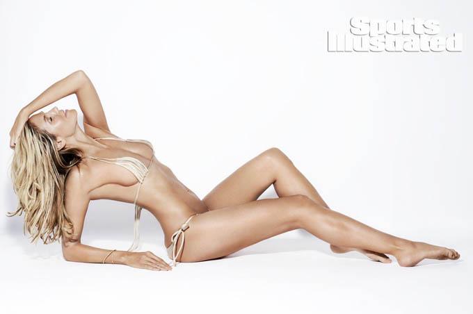 Хайди Клум в Sports Illustrated