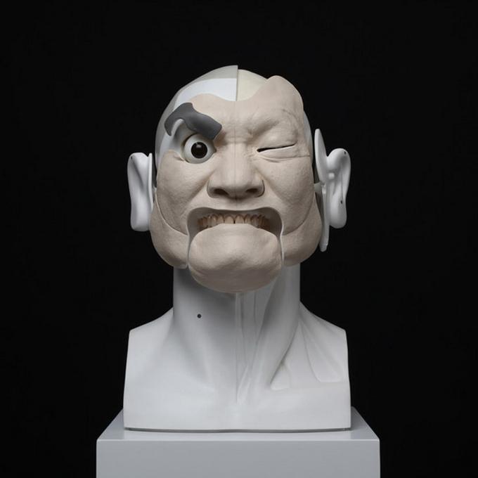 Современный художник Hyungkoo Lee