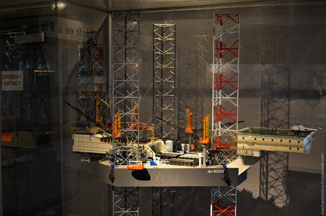 Экскурсия в Музей нефтяной промышленности