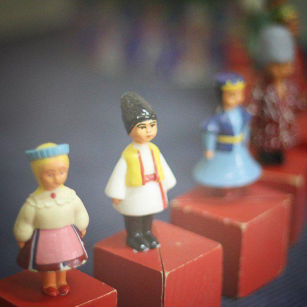 Экскурсия в нижегородский «Игрушечный музей»