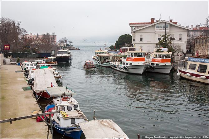 Экскурсия по вилле султана на берегу Босфора
