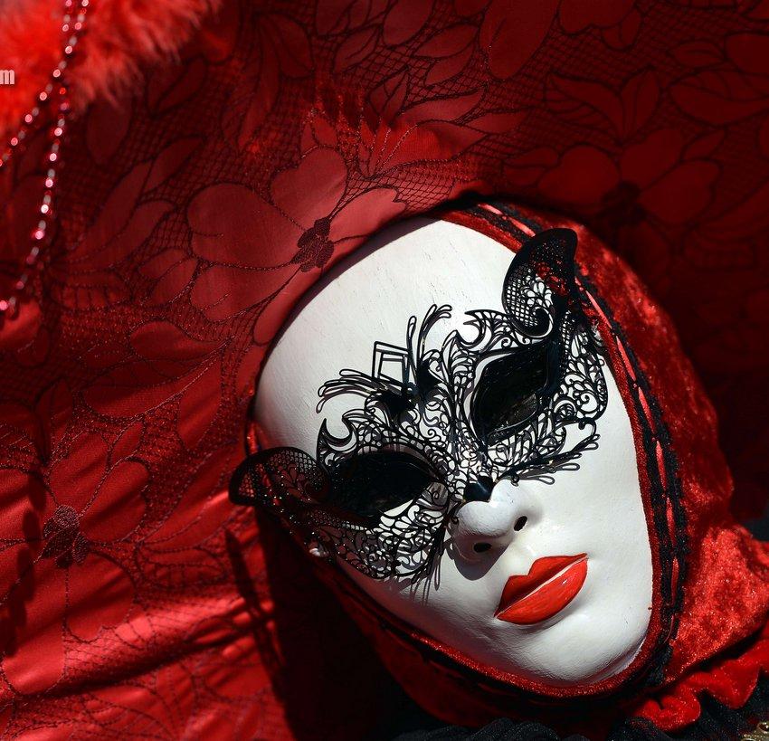 Венецианский карнавал 2014