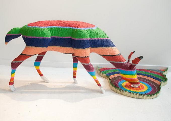Скульптуры Herb Williams
