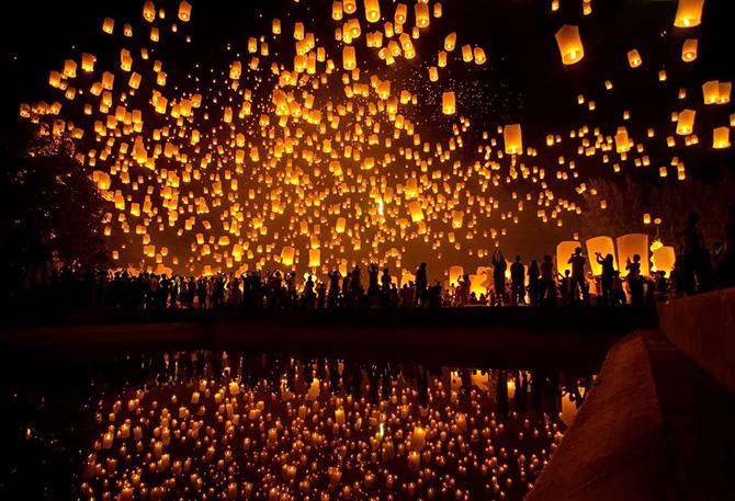 Самые красивые праздники мира