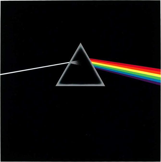 Шедевральные обложки музыкальных альбомов
