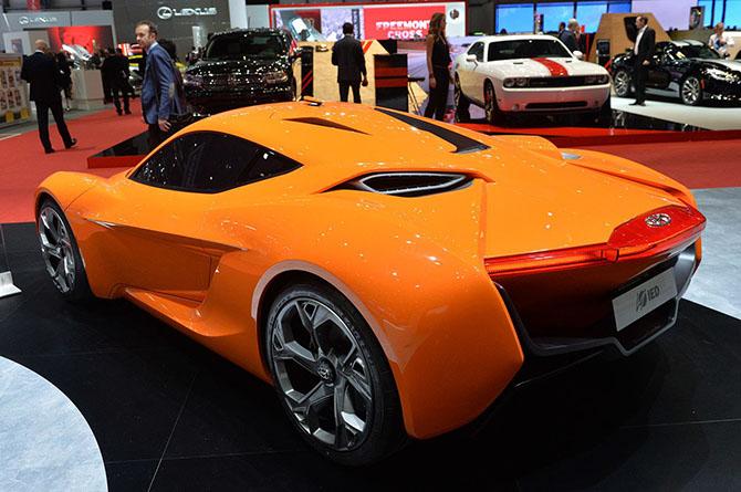 Автосалон в Женеве 2014 (часть 2)