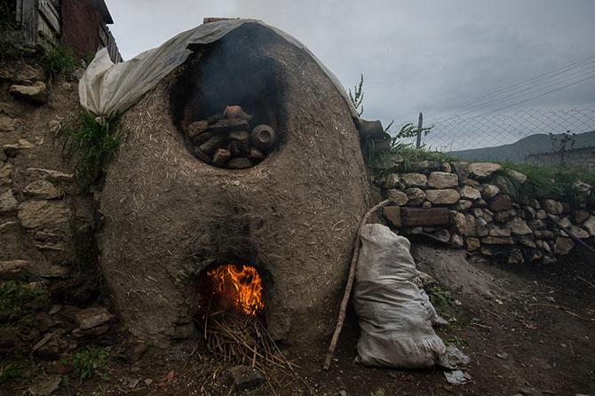 Как работают мастера гончарного ремесла