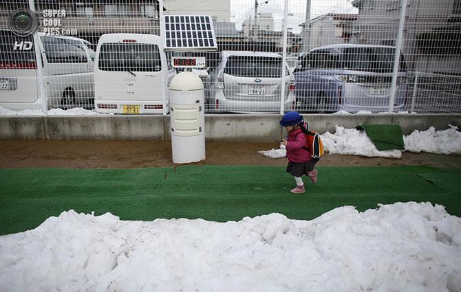 Фукусима: борьба с невидимым врагом