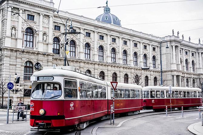 Прогулка по Вене