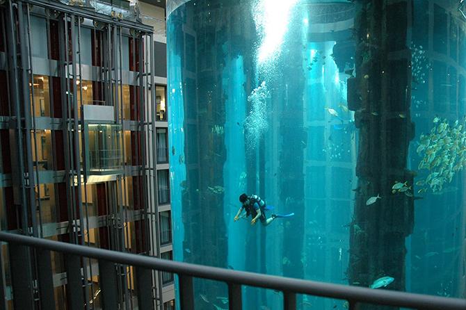 Водная архитектура