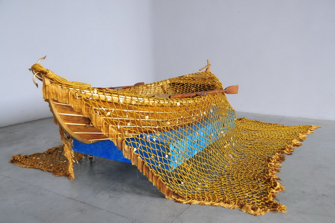 Художница Joana Vasconcelos