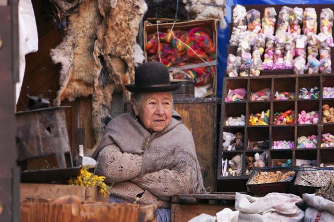 Путешествие на рынок для колдунов
