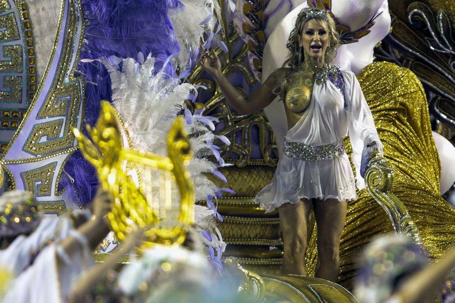 Карнавал в Бразилии 2014