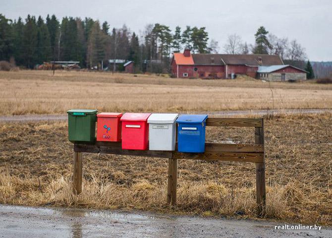 Как живется в финской деревне