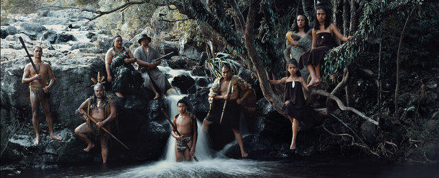 Новозеландский народ Маори