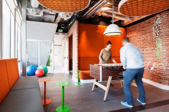 Офис Google в Амстердаме