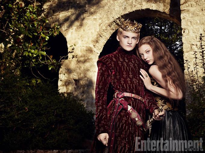 Королевская свадьба в Entertainment weekly