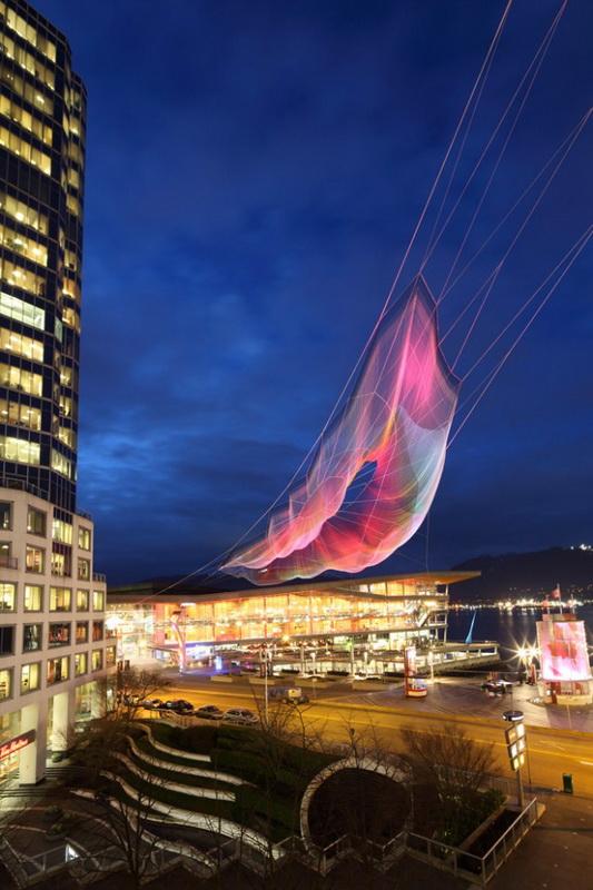 Скульптура в Ванкувере