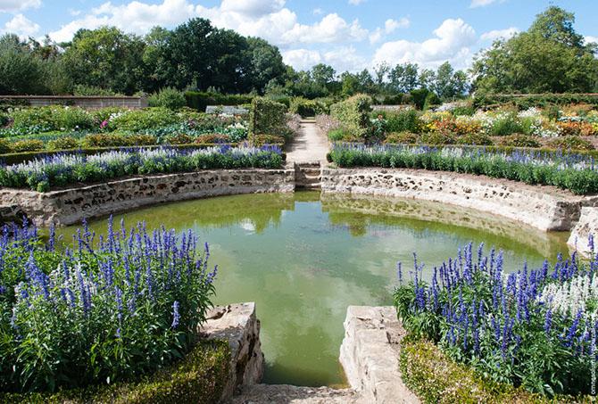 Прогулка по лучшему саду-огороду в окрестностях Парижа