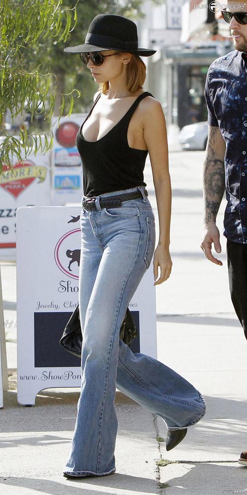 Какие джинсы выбирают «звезды»