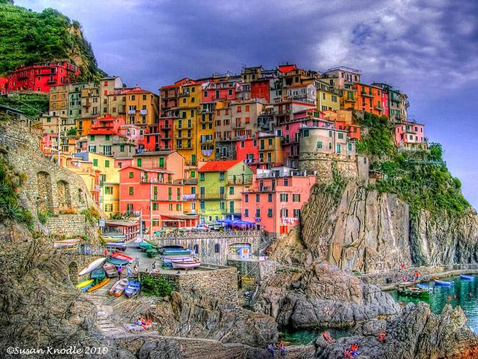 Невероятно красочные места мира 26