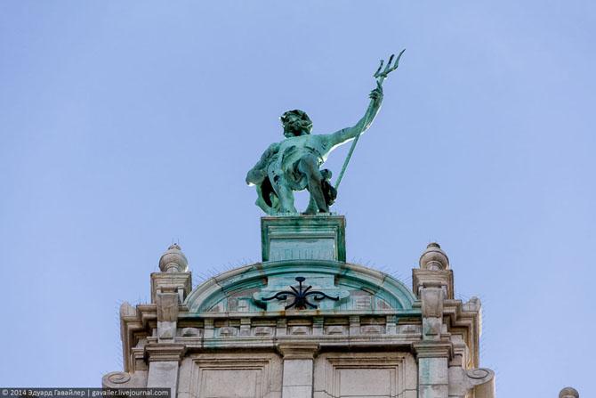 Антверпен – брат Петербурга
