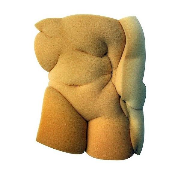 Скульптуры из поролона