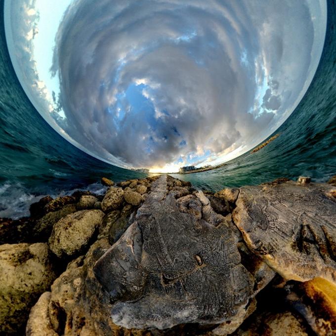 Альтернативная перспектива в фотографиях Randy Scott Slavin