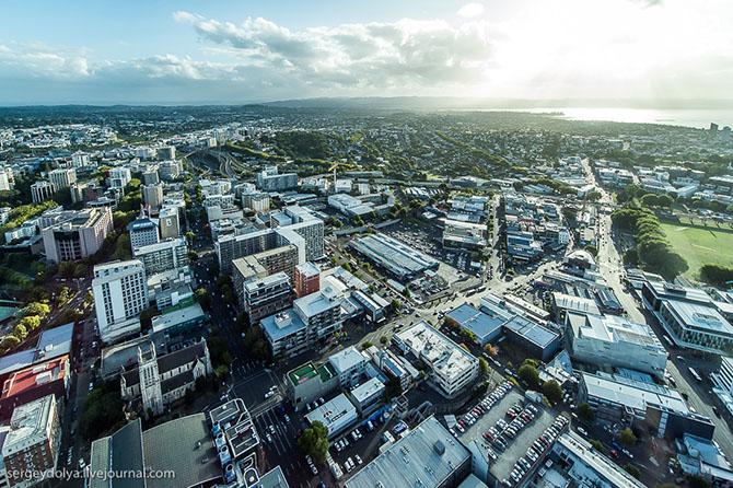 Прогулка по Окленду