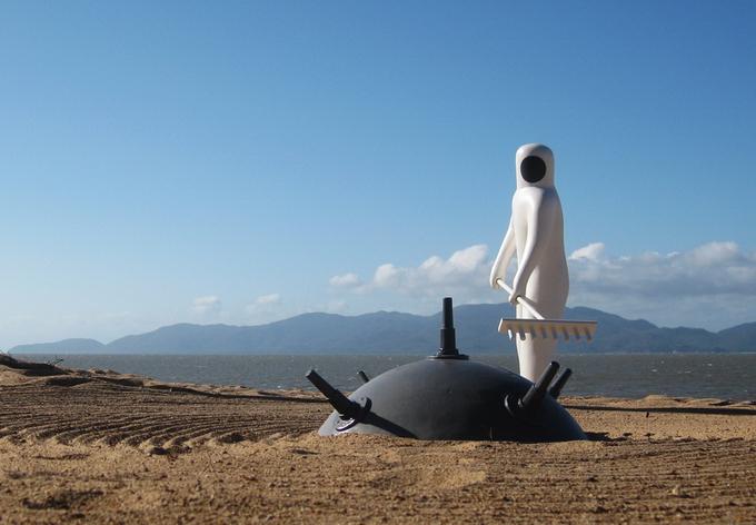 Деревянные скульптуры Paul Kaptein
