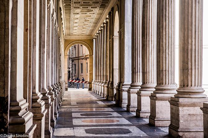 Прогулка по весеннему Риму