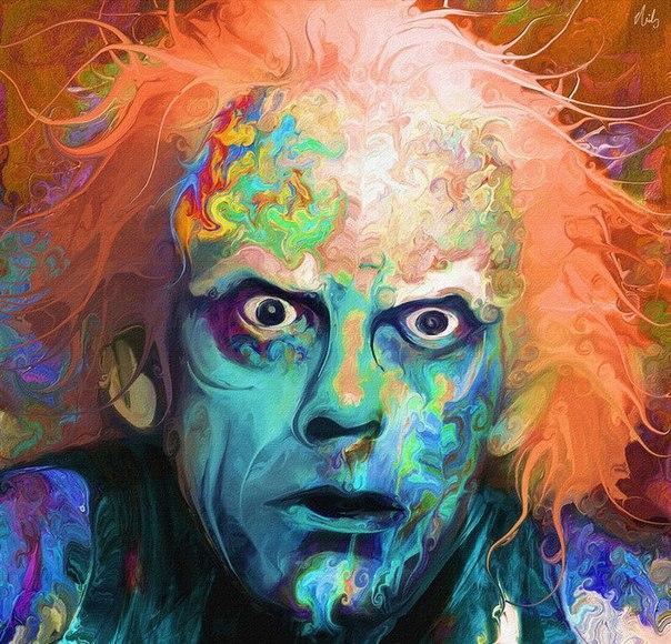 красивые психоделические картинки: