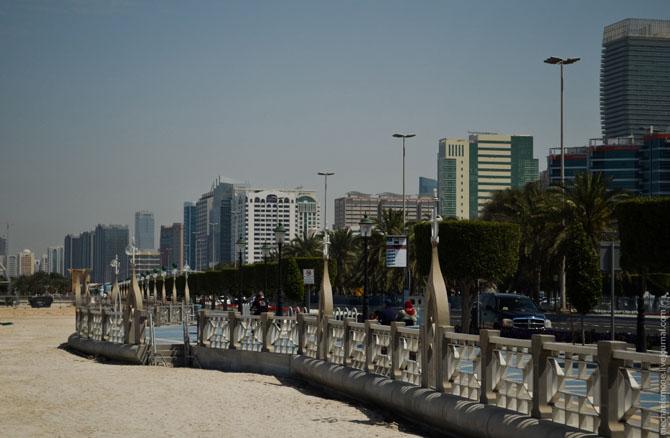 Прогулка по Абу-Даби