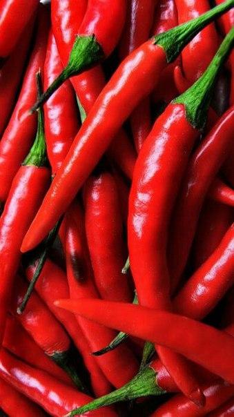 Несколько интересных фактов о красном перце
