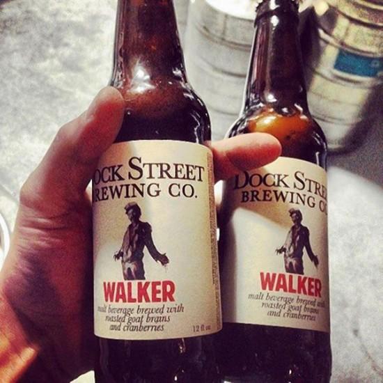 В честь окончания сериала «Ходячие мертвецы» будет сварено пиво с настоящими мозгами