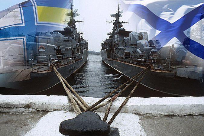 Как Украина отжимала у России корабли и базы Черноморского флота в 1990-х годах